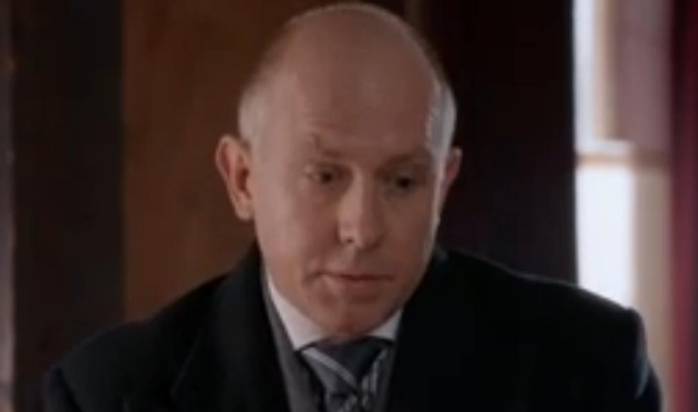 Milo Shandel (Mr. Jenkins)