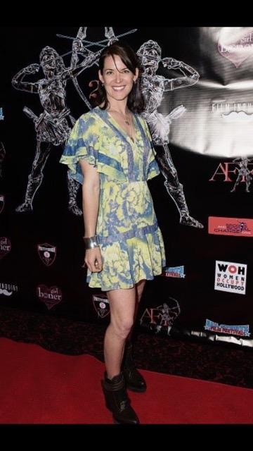 Artemis Film festival red carpet 2016