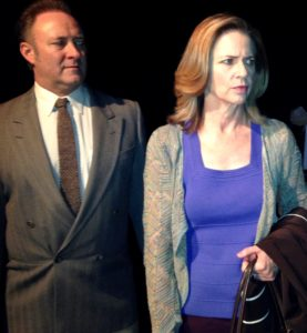 The final scene of Ordinary People, with Darrell Philip as Cal.