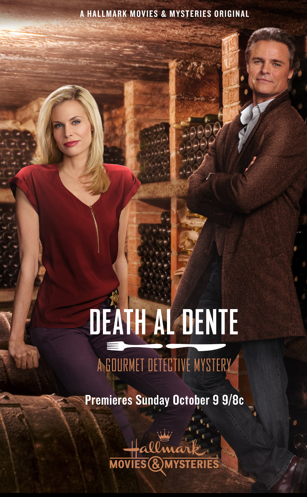 Hallmark Movies And Mysteries.My Devotional Thoughts Death Al Dente A Gourmet Detective