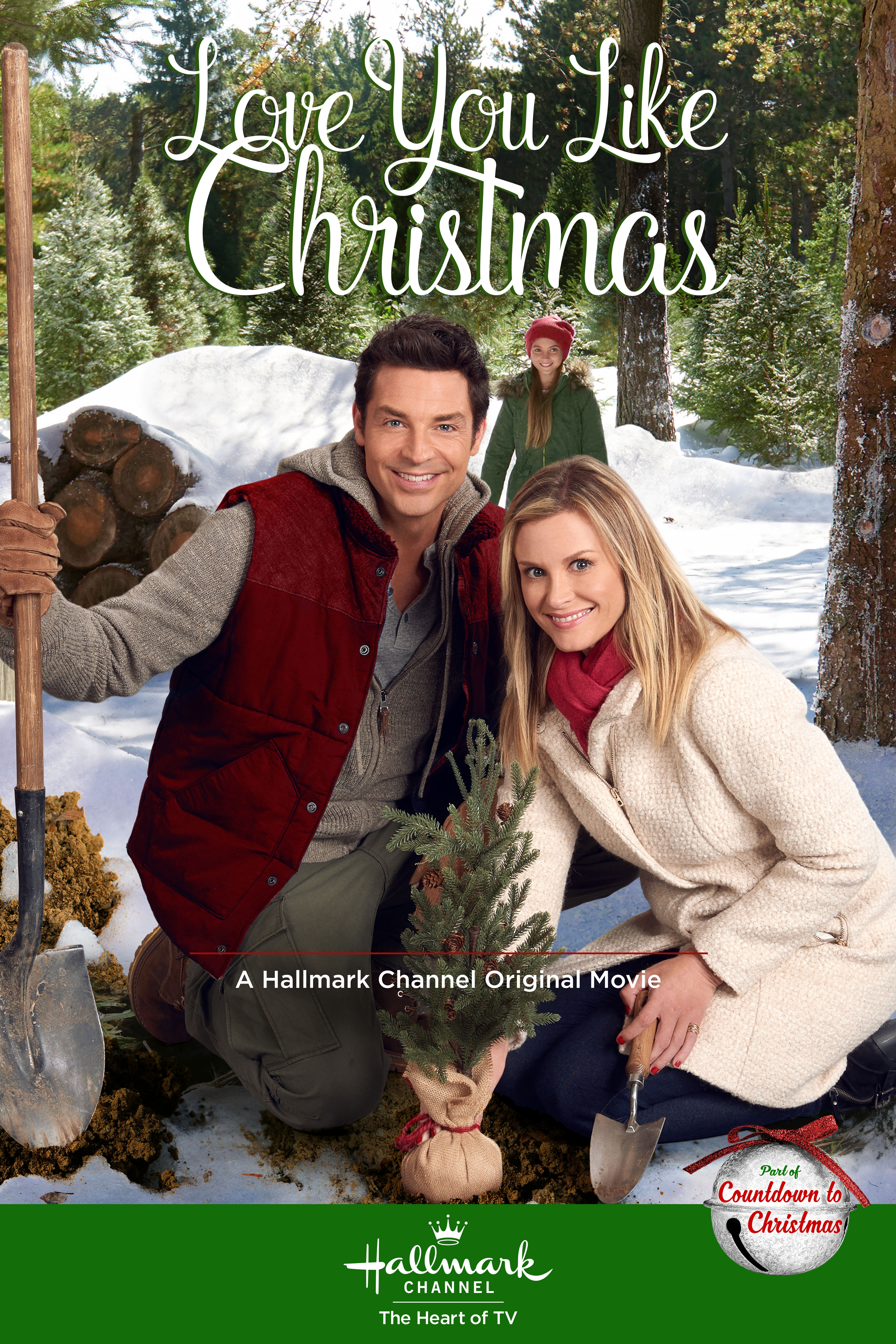 executive is on her way to a clients wedding when her plans are derailed by car trouble when a fork in the road leads her to christmas valley - Hallmark Christmas Movie List