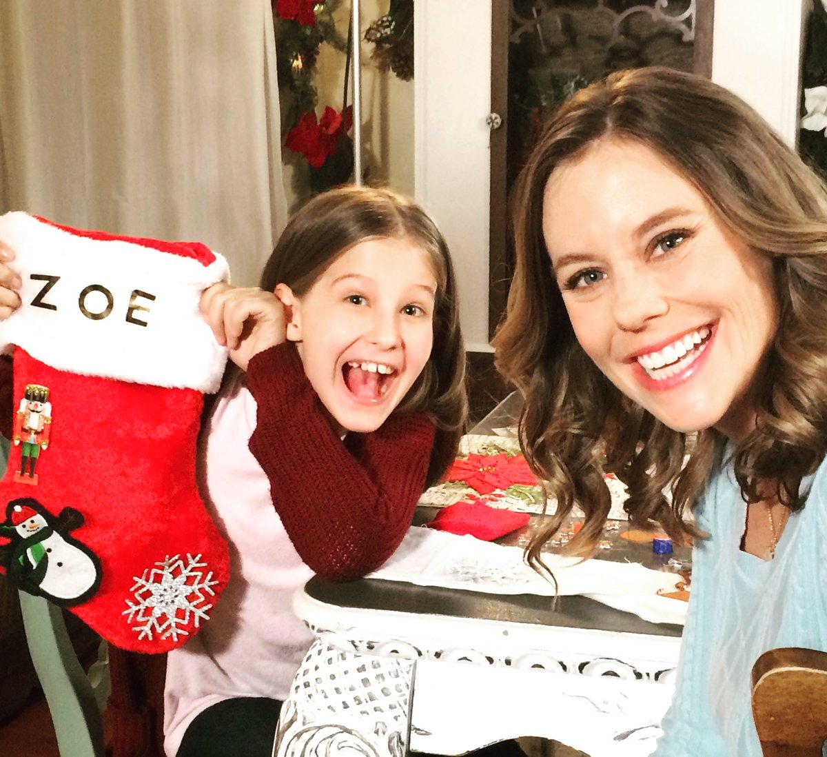 Christmas In Evergreen Hallmark.My Devotional Thoughts Interview With Actress Jaeda Lily