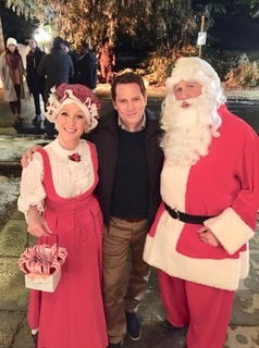Marrying Father Christmas.My Devotional Thoughts Interview With Actor Jim Thorburn