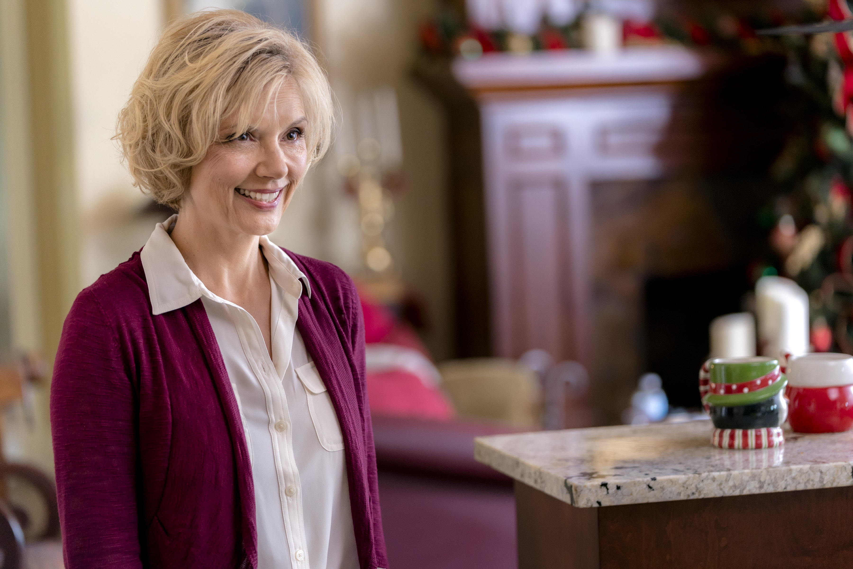 Bramble House Christmas.My Devotional Thoughts Interview With Actress Teryl