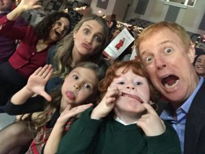 A Joyous Christmas Cast.My Devotional Thoughts Interview With Actor David Lewis