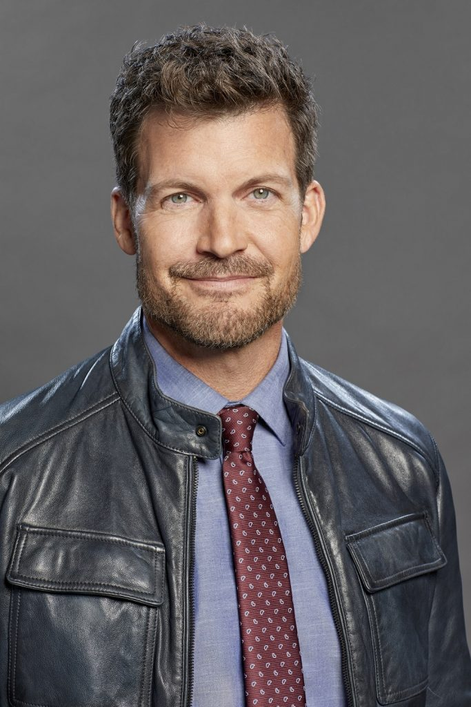 Christmas In Evergreen Letters To Santa.My Devotional Thoughts Interview With Actor Mark Deklin