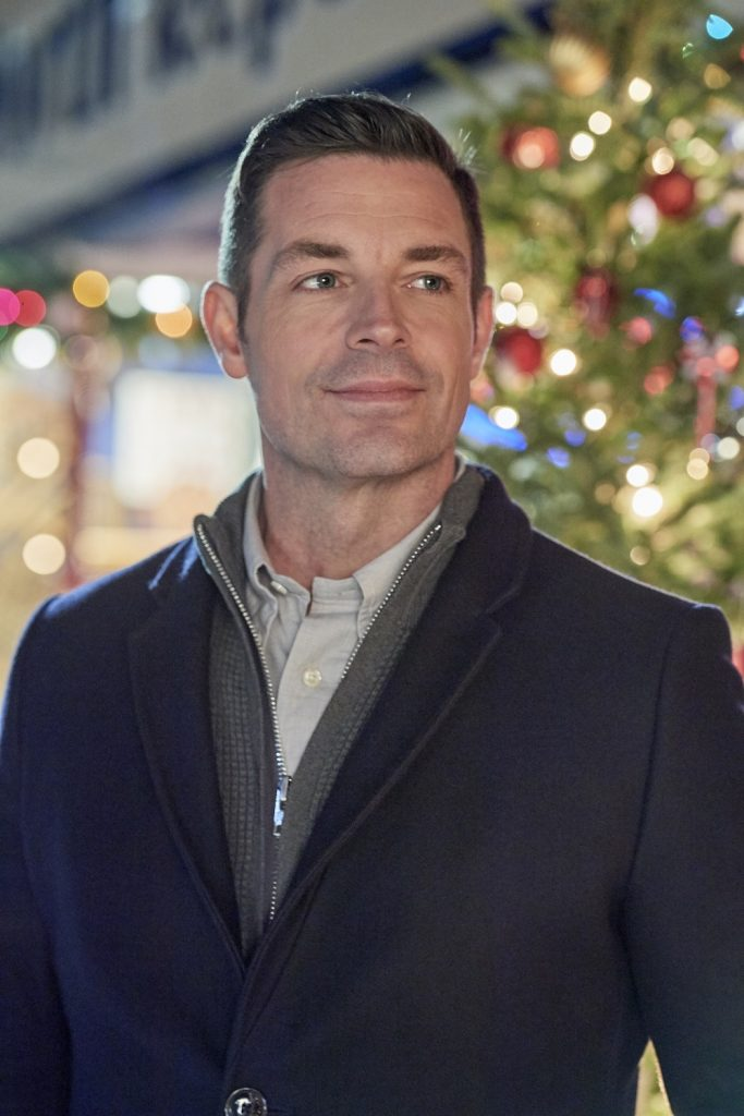 Christmas At Grand Valley.My Devotional Thoughts Interview With Actor Brennan