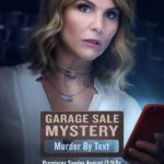 """Garage Sale Mystery: Murder By Text"" Hallmark Movies & Mysteries Review"