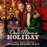 """Once Upon a Holiday"" Hallmark Movie Review"
