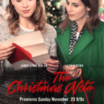 """The Christmas Note"" Hallmark Movies & Mysteries Review"