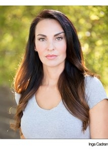 Inga Cadranel canadian actress